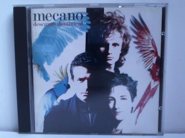 Descanso Dominical: Mecano: