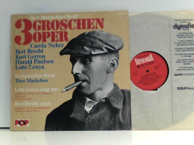 3 Groschenoper: Brecht, Bert und