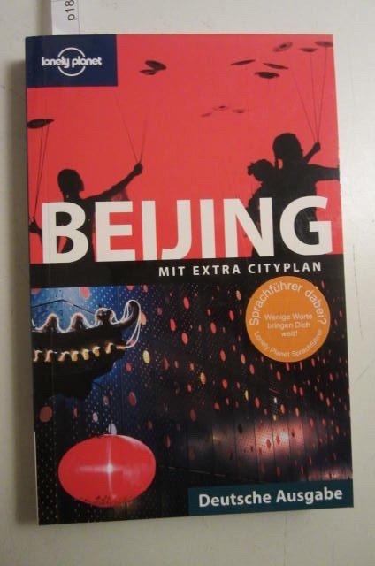 Lonely Planet Reiseführer Beijing. Mit Extra Cityplan. - Damian Harper, David Eimer
