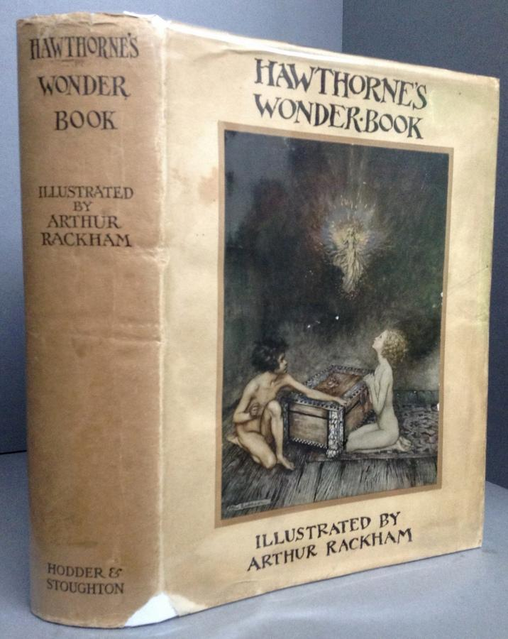 A WONDER BOOK (HAWTHORNE'S WONDER BOOK) Illustrated: Hawthorne, Nathaniel
