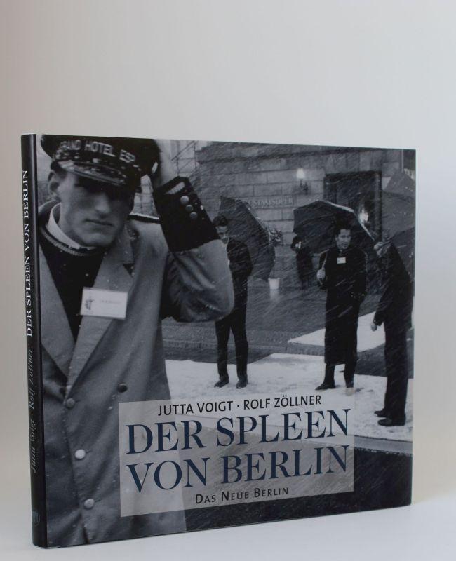 Der Spleen von Berlin: Jutta Voigt, Rolf