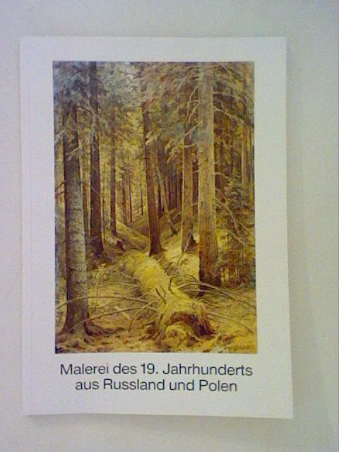 Malerei des 19. Jahrhunderts aus Russland und: Jensen, Jens Christian: