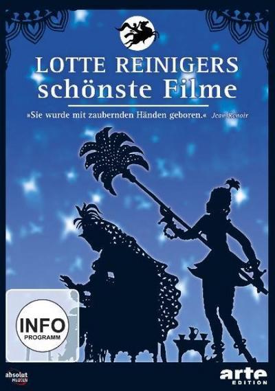 Lotte Reinigers Märchen und Fabeln (DVD Set) - Lotte Reiniger