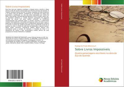 Sobre Livros Impossíveis - Rodrigo Do Prado Bittencourt