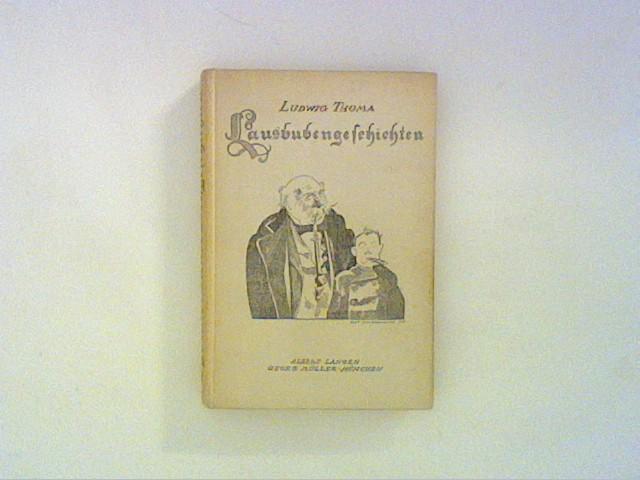 Lausbubengeschichten: Thoma, Ludwig: