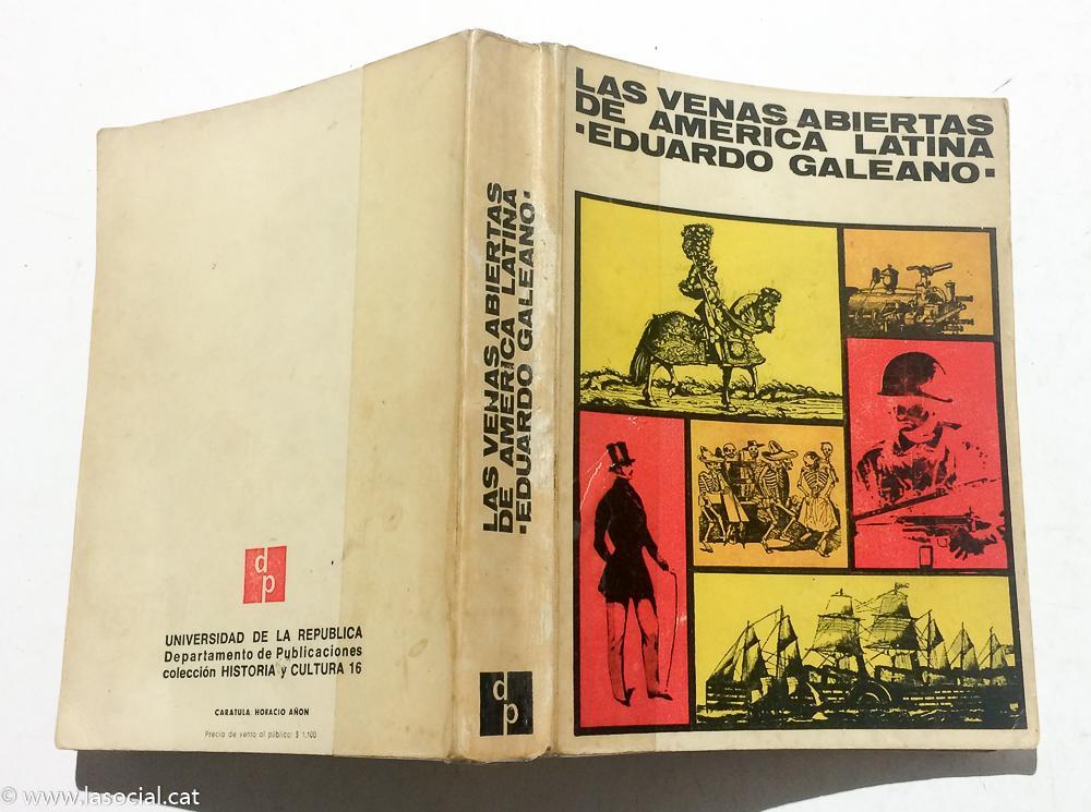 Image result for las venas abiertas de america latina edicion original primera
