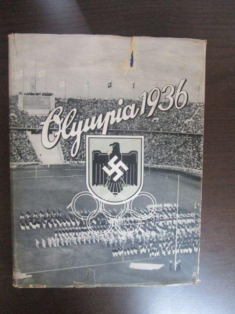 Die Olympischen Spiele 1936 in Berlin und: Cigaretten-Bilderdienst (Hrsg.)