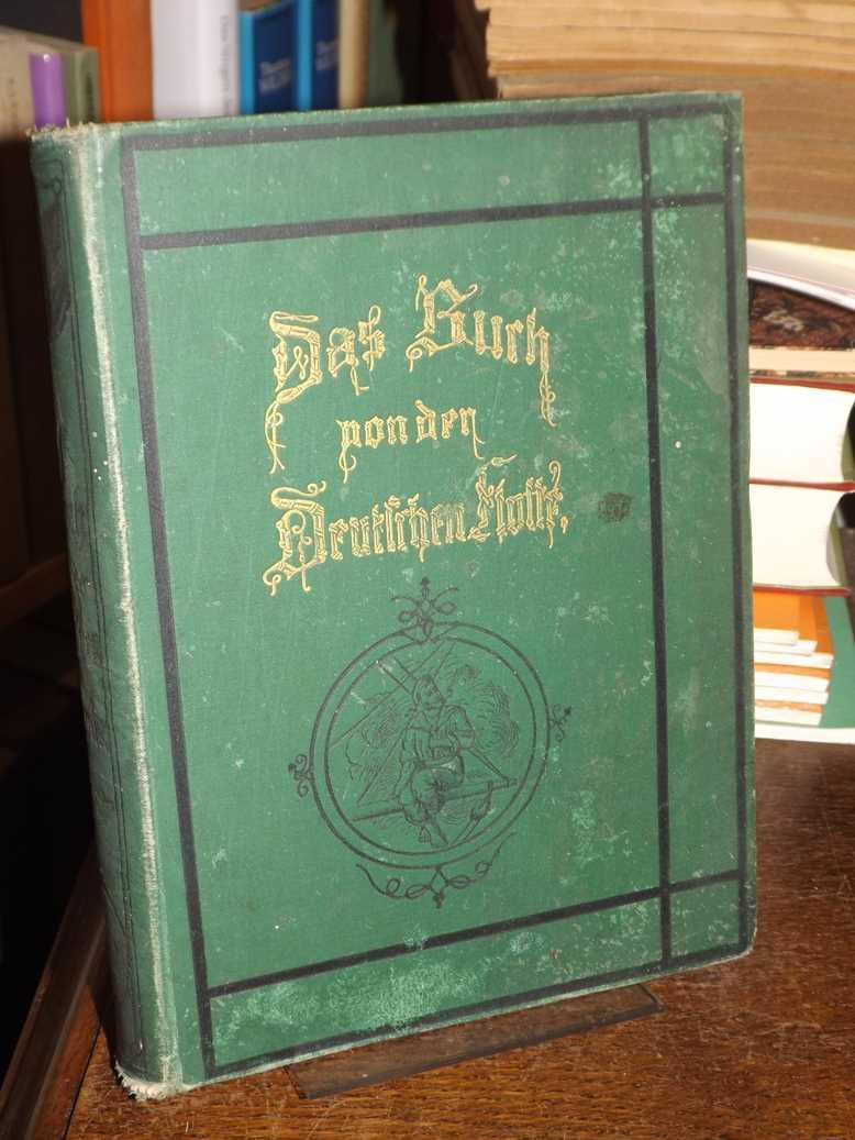 Das Buch von der deutschen Flotte. Mit: Werner, Reinhold von: