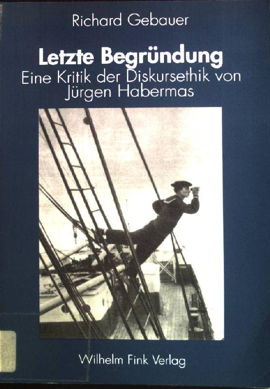 Gebauer Kritik