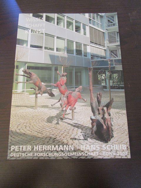 Wissen schafft Kunst.: Herrmann, Peter u.