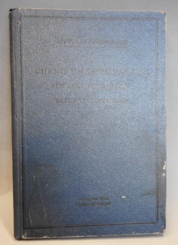 Chemie und Mineralogie für die vierte Klasse: Sternhagen, Leopold /