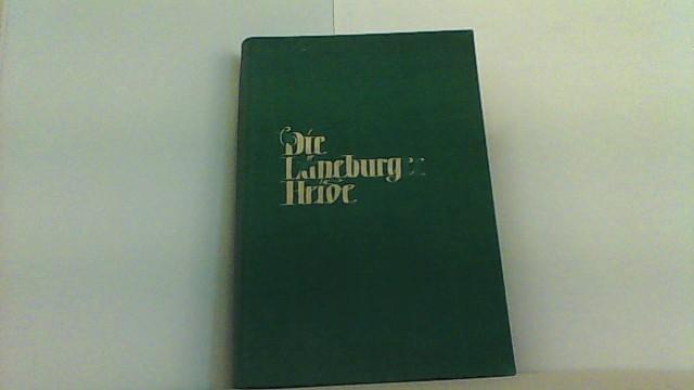 Die Lüneburger Heide. Landschaft und Wirtschaft im: Wagner, Hermann,
