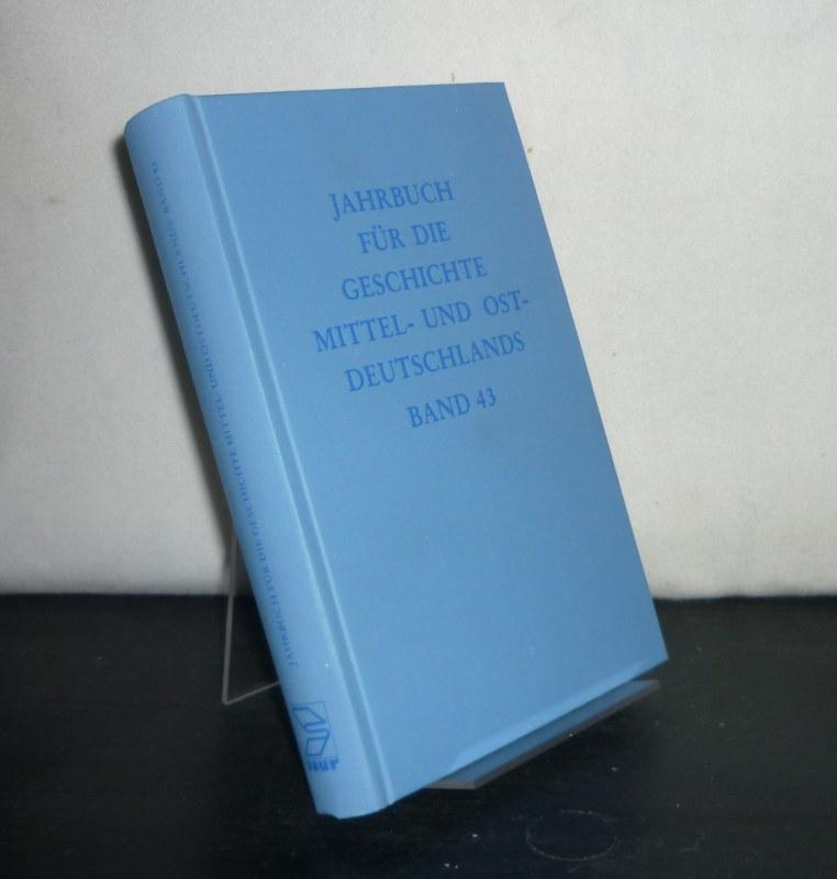 Jahrbuch für die Geschichte Mittel- und Ostdeutschlands: Büsch, Otto (Hrsg.)