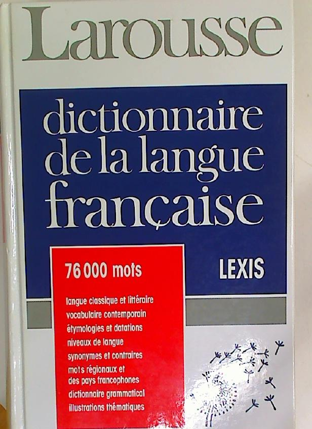 Larousse Dictionnaire de la langue Française.: Dubois, Jean