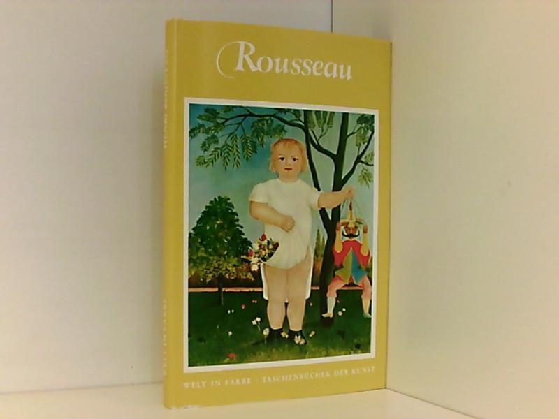 Henri Rousseau 1844 - 1910. Eingel. u.: Rousseau, Henri: