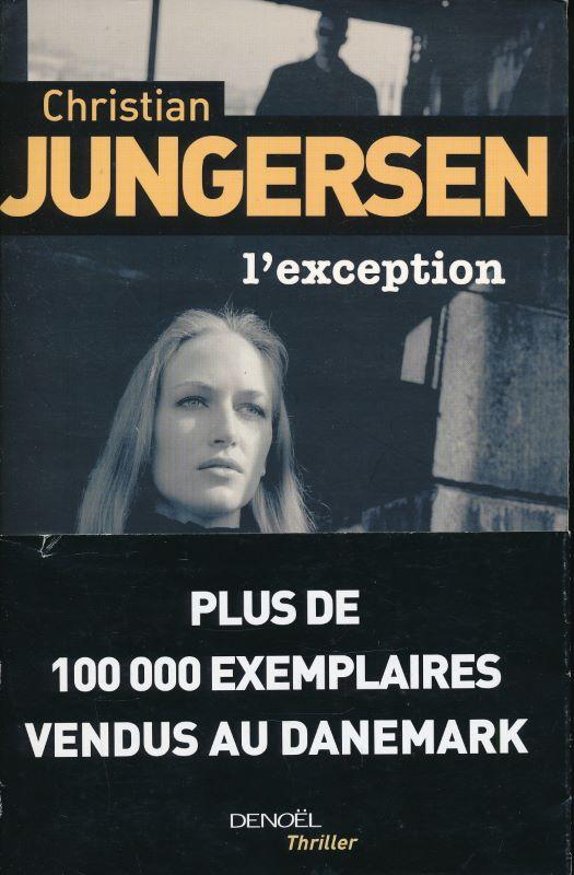 L'exception: JUNGERSEN Christian