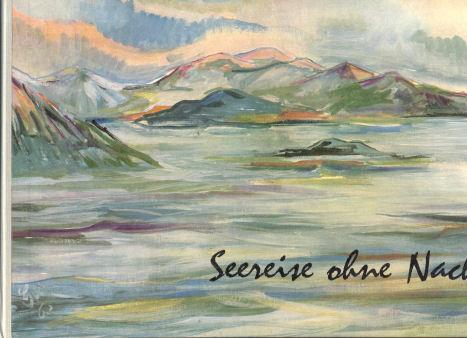 Seereise ohne Nacht - Bericht über eine: Feldhoff, Hans-Heinrich: