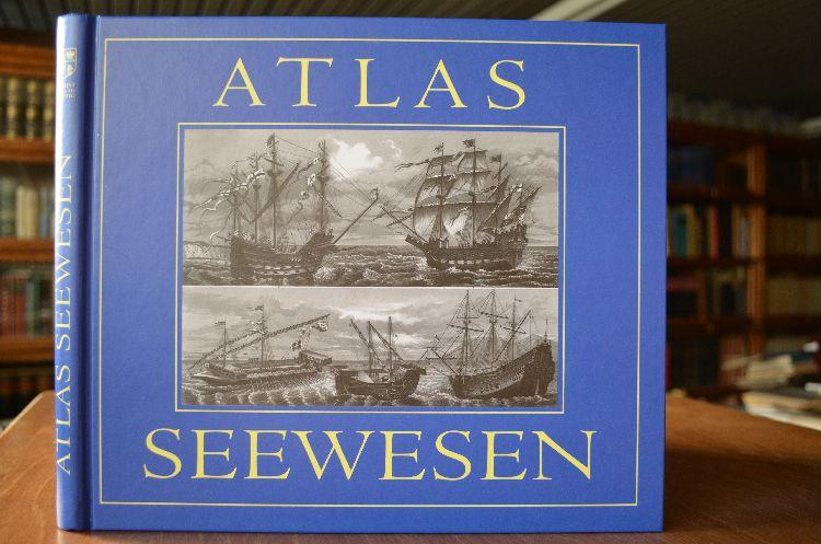 Atlas des Seewesens.: Werner, Reinhold von: