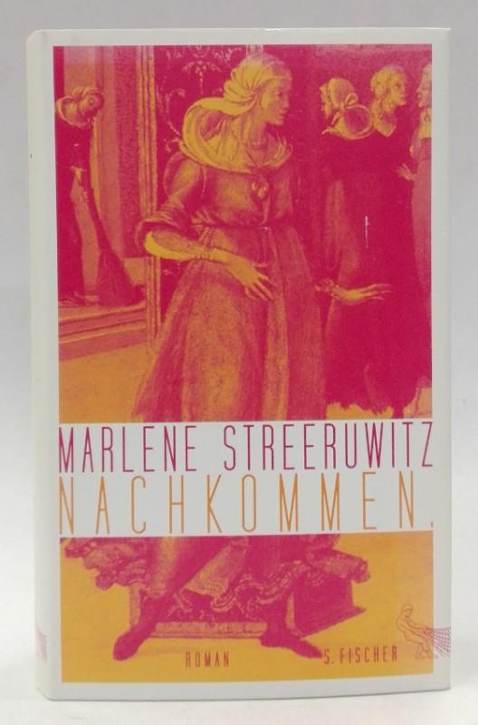 Nachkommen. Roman.: Streeruwitz, Marlene