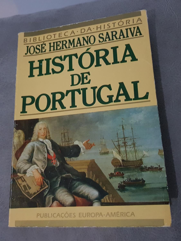 História de Portugal (Biblioteca da história) - José Hermano Saraiva