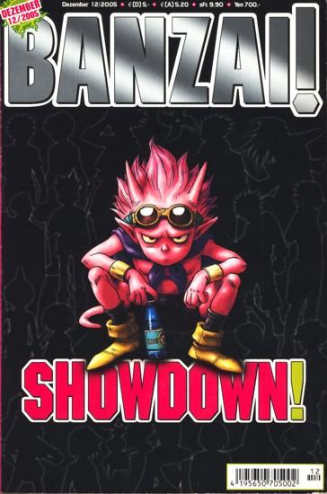 Banzai! 12/2005. - Diverse