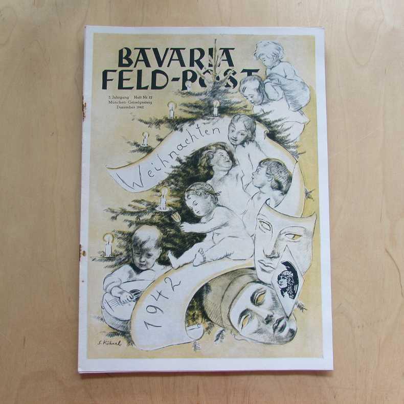 Bavaria Feld-Post (3. Jahrgang, Heft Nr. 12): Fellheimer, M. J.
