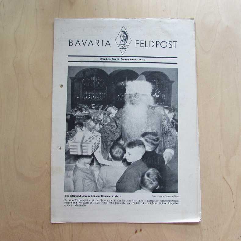 Bavaria Feld-Post (1. Jahrgang, Heft Nr. 3): Fellheimer, M. J.