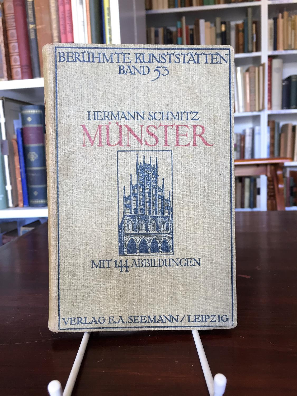 Münster (= Berühmte Kunststätten, Band 53).: Schmitz Hermann,
