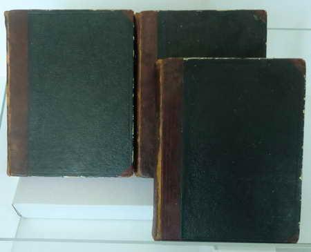 3 Bände: Schillers sämmtliche Werke 7. -: Schiller, Friedrich von