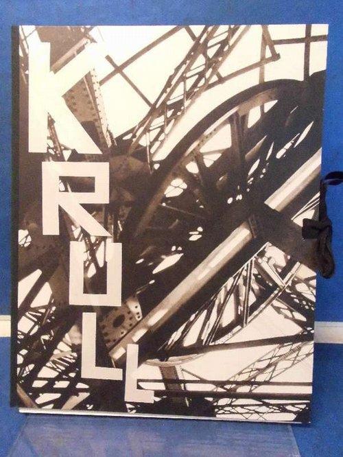 Métal Neuausgabe als Mappenwerk von Ann u.: Krull, Germaine