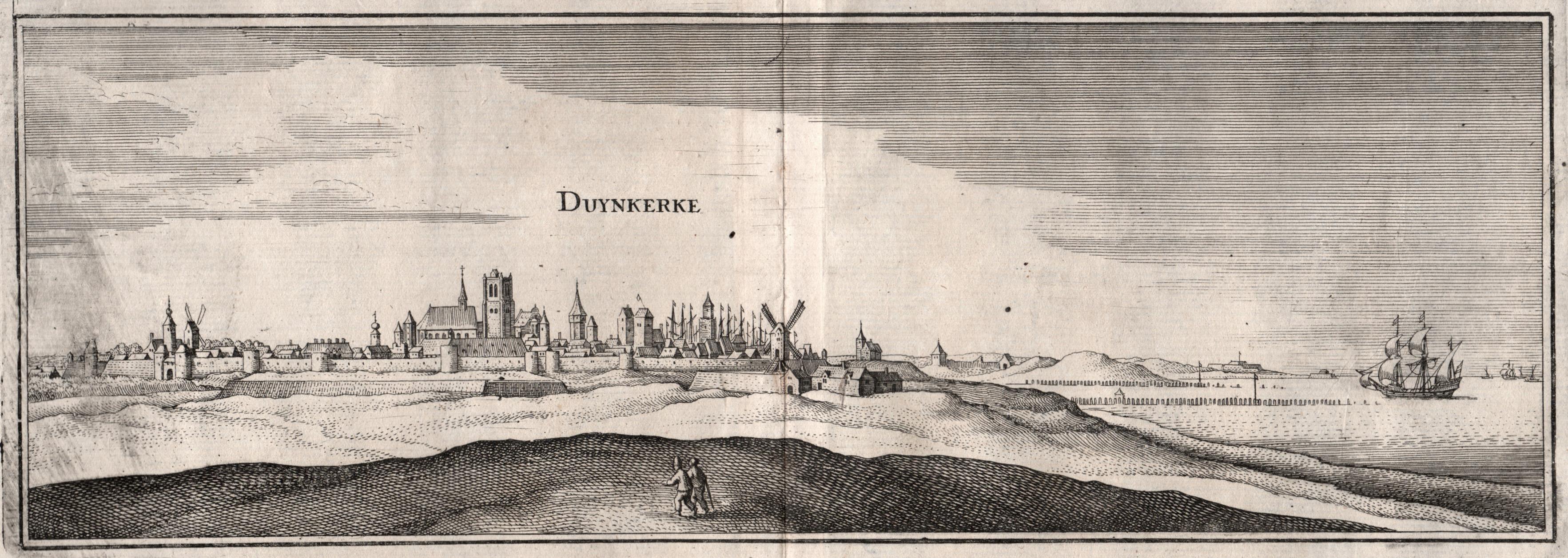 """Gesamtans., """"Duynkerke"""".: Dünkirchen:"""