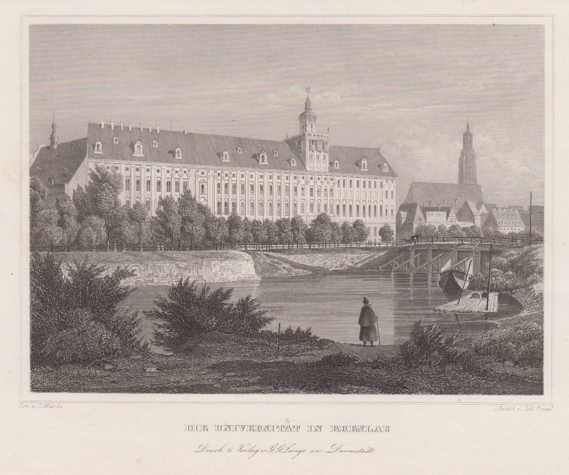 TA., Universität.: Breslau ( Wroclaw