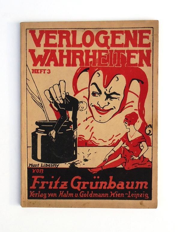 Verlogene Wahrheiten. Heft 3.: Grünbaum, Fritz