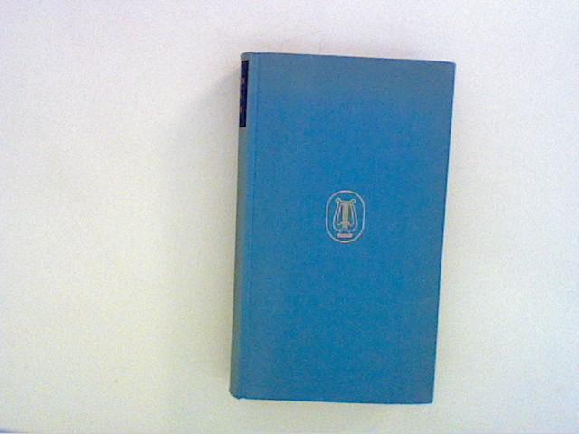 Schillers Werke in zwei Bänden. Zweiter Band.: Schiller, Friedrich: