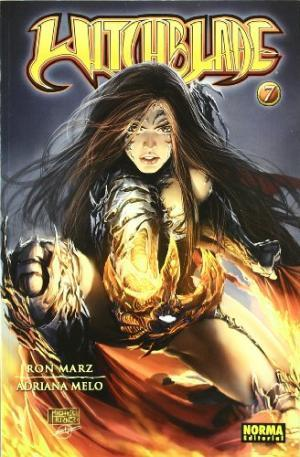 Witchblade 7 - MARZ- Melo