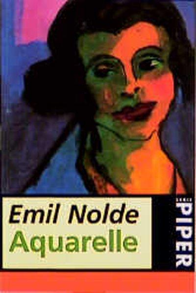 Aquarelle: Nolde, Emil