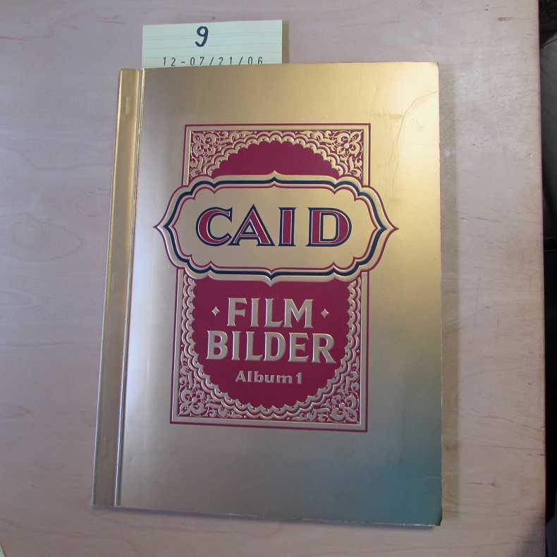 Film-Bilder (Album 1): Caid: