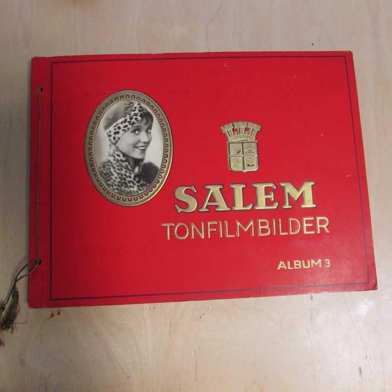 Tonfilmbilder - Album 3: Salem: