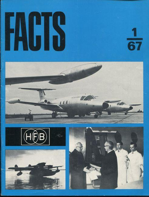 Hamburger Flugzeugbau (HFB) - Facts Nr. 1: Hamburger Flugzeugbau GmbH
