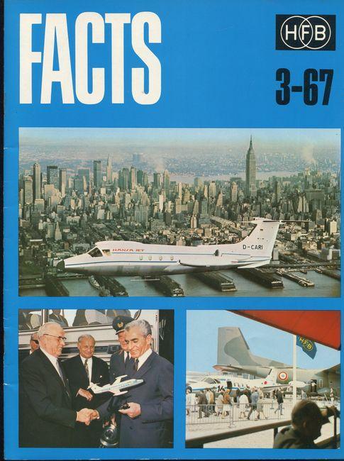 Hamburger Flugzeugbau (HFB) - Facts Nr. 3: Hamburger Flugzeugbau GmbH