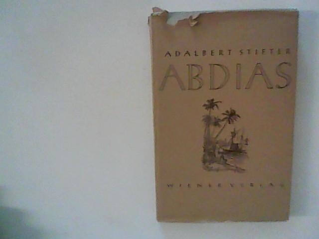 Abdias: Stifter, Adalbert: