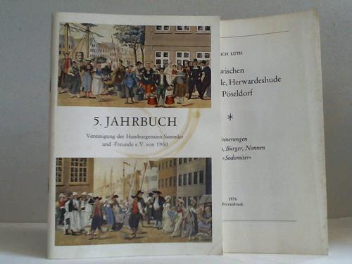 5. Jahrbuch 1975: Vereinigung der Hamburgensien-Sammler