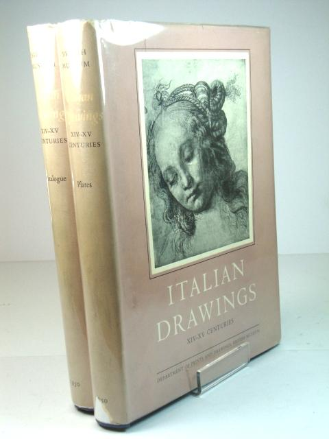 Italian Drawings in the Department of Prints: Gere, J. A.;