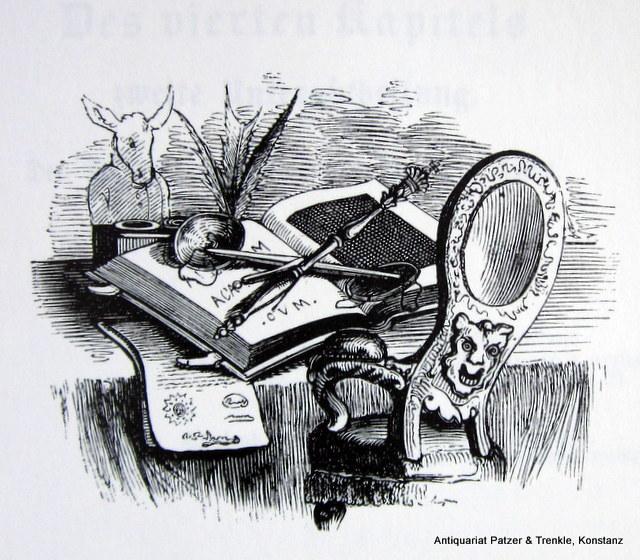 Naturgeschichte des Deutschen Studenten. (Nachdruck der 3.: Wolff, Oskar Ludwig