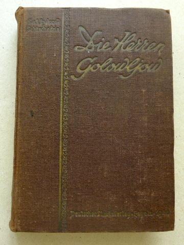 Die Herren Golowljow. (mit Illustrationen).: Saltykow (Schtschedrin), M.J.: