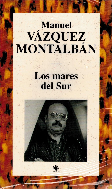 Los Mares Del Sur De Manuel Vázquez Montalbán Nuevo Encuadernación De Tapa Blanda 1995 La Vieja Factoría De Libros