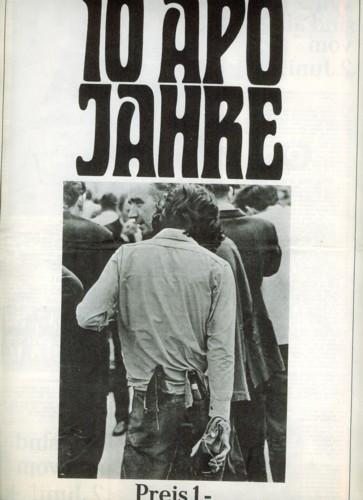 10 Jahre APO.: Zeitschrift.