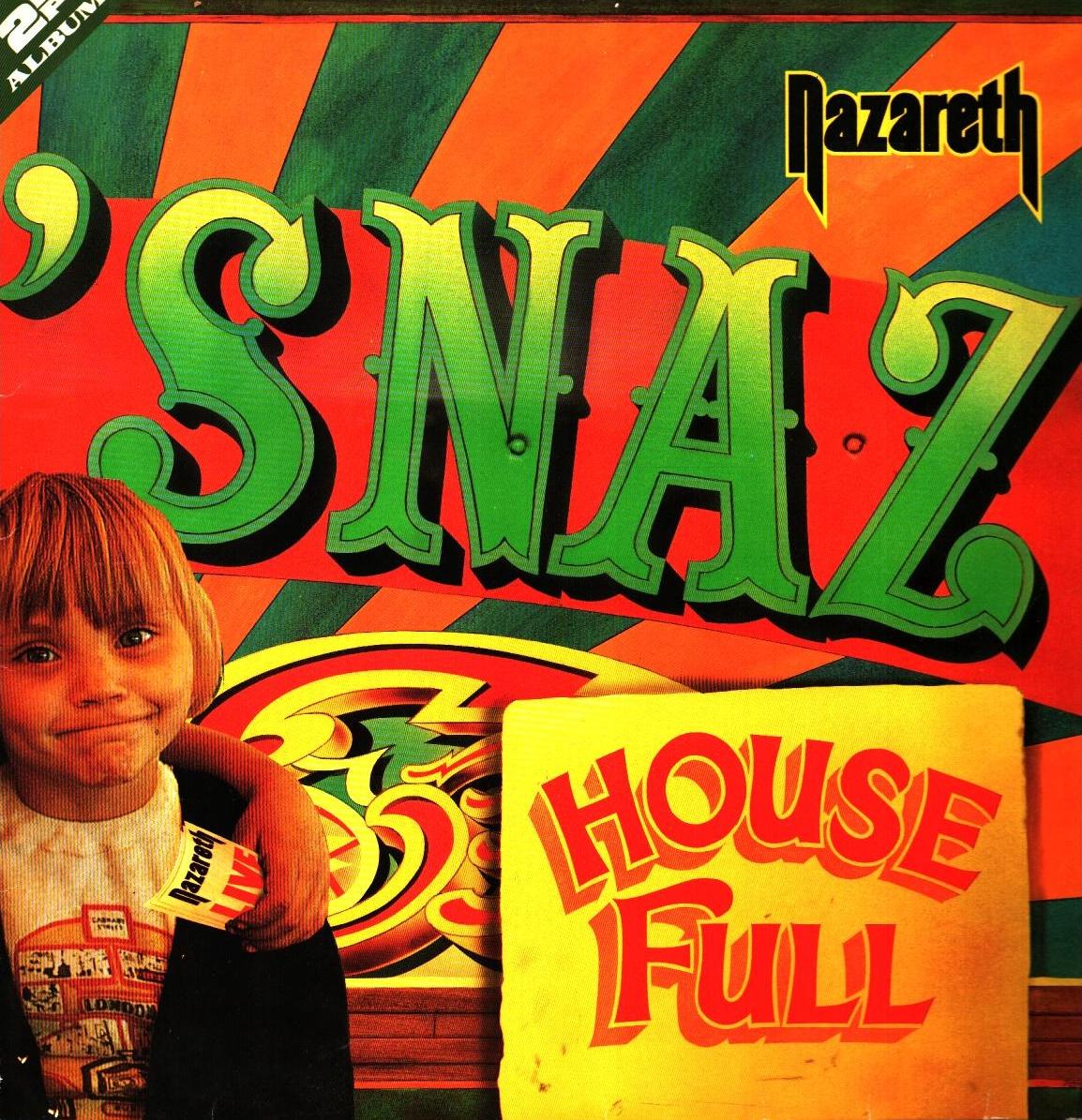 Snaz [Live] [2 Vinyl]: Nazareth: