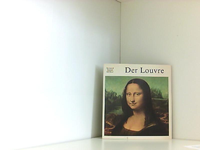 Der Louvre, Gemälde: Hrsg.) Hazan, Fernand: