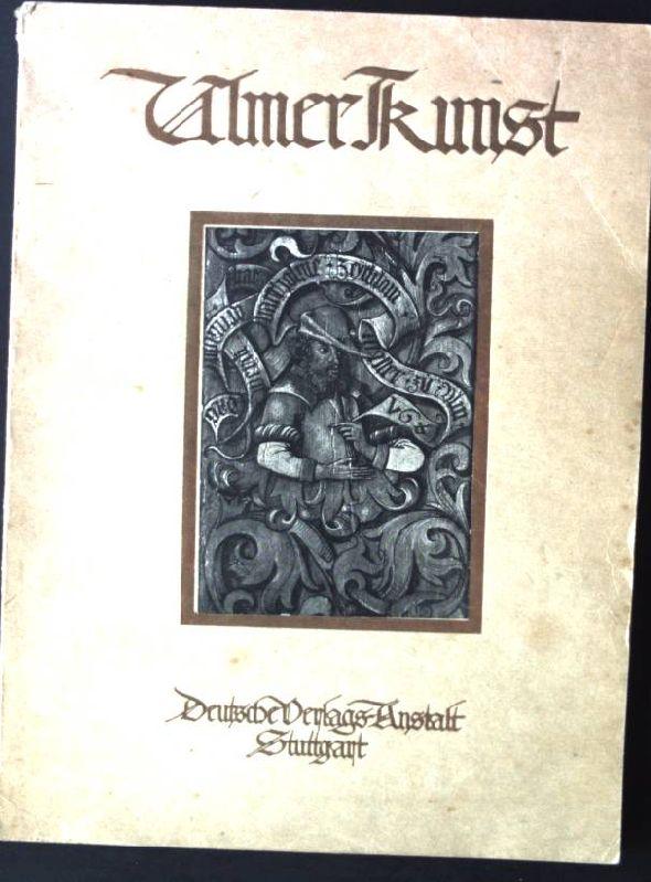 Ulmer Kunst: Baum, Julius: